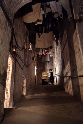 Mary King's Close is one of the most haunted places in Edinburgh.
