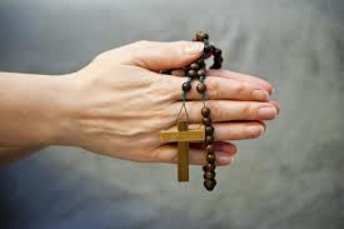 Christians have prayed and meditated with a rosary for decades. They now have bracelets and anklet Rosaries. Rosaries now come in all different colors and designs.