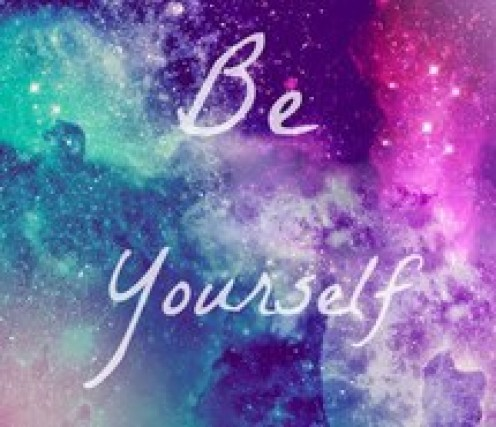 Be who you are and not what others think you should be.