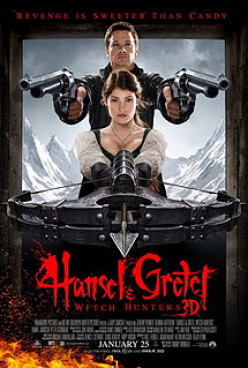 3-D reviews: Hansel and Gretel: Witch Hunters, Oz the Great and Powerful, Escape from Planet Earth, Little Rascals.