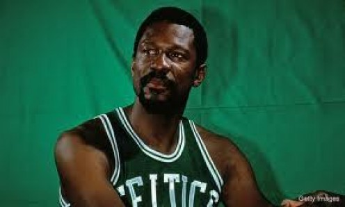 Bill Russell was a legendary basketball player for the Boston Celtics.