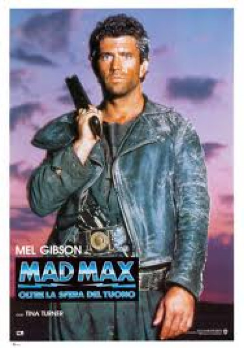 Mel Gibson plays as Mad Max which also produced a sequel. This movie has a lot of fast paced action.