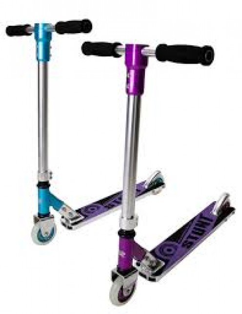 Scooters have been out for over 80 years. They now have manual scooters, motor scooters and electric scooters.
