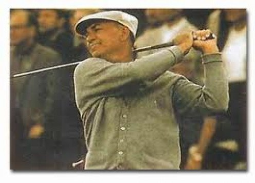 Ben Hogan won 64 total PGA tournaments. He was a fierce competitor during his heyday.