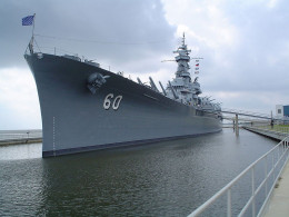 USS Alabama , Mobile, Alabama