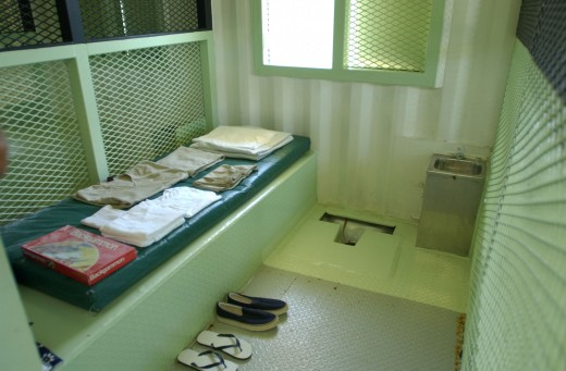Detainee cell