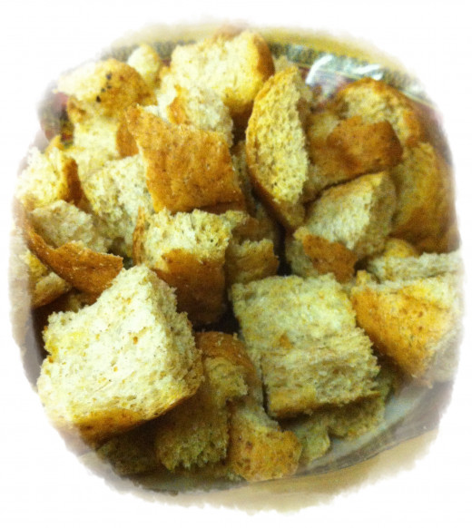 Best Croutons For The Salad