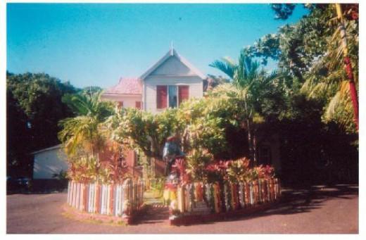Bob Marley Mueseum 56 Hope Road Kingston 6 Jamaica