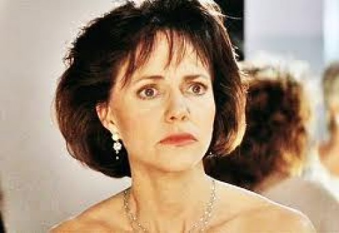 Sally Field has been on television and in the movies for over 40 years.