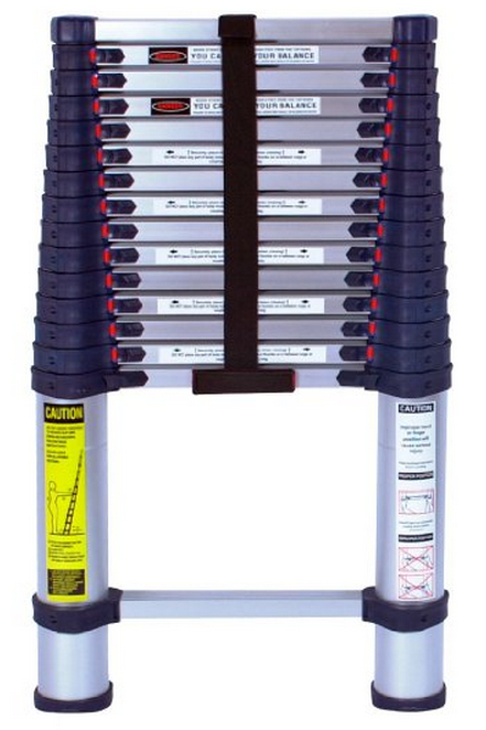 Louisville Ladder FS1506 300-Pound Duty Rating Fiberglass Platform Ladder