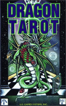 Dragon Tarot by Terry Donaldson (Author), Peter Pracownik (Author)