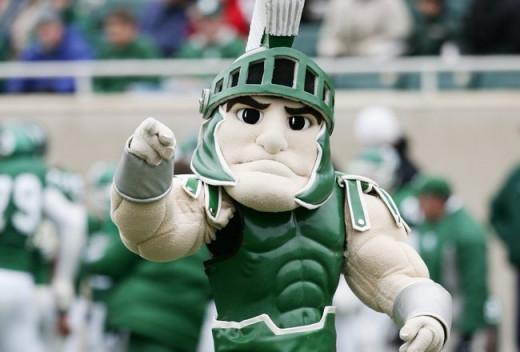 Sparty is Ready for Another Successful Season