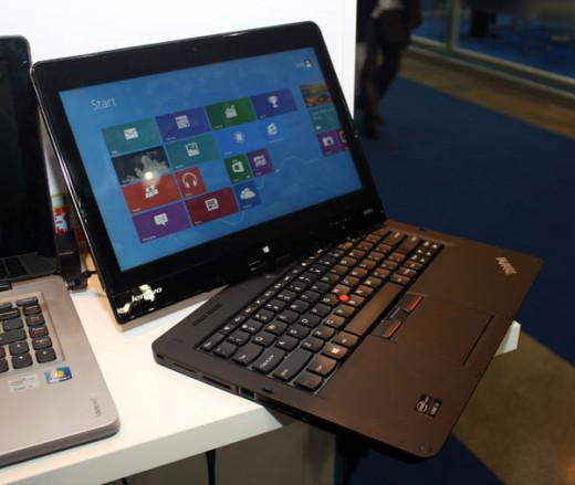 The Lenovo ThinkPad Twist