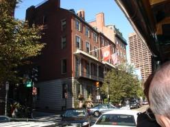 BOSTON BOMBING STIRS THE POT