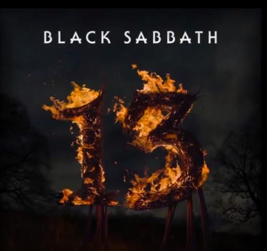 Black Sabbath '13' Album Artwork