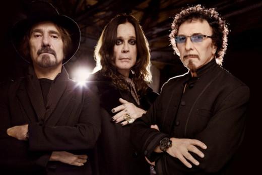 Geezer Butler, Ozzy Osbourne, and Tony Iommi Reunite Black Sabbath