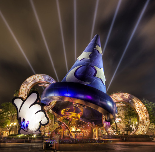 Hollywood Studios at Disney World