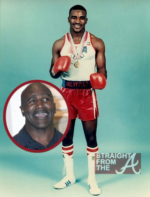 1984 Olympic Bronze Medal winner Evander Holyfield is easily the most dominant boxer in the history of the Cruiserweight division.
