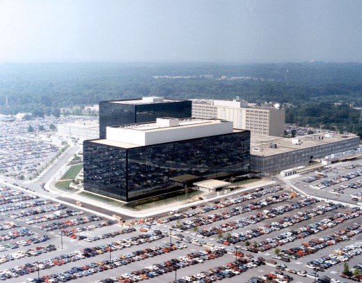 NSA Headquarters, Fort Meade, MD