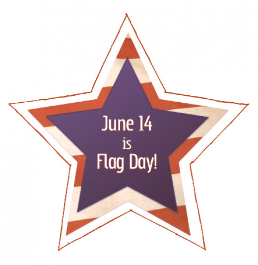 Display the Stars and Stripes on Flag Day!