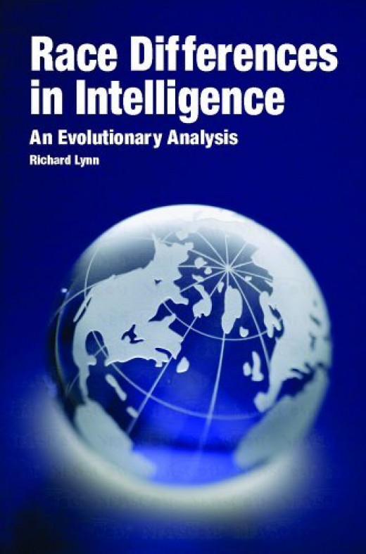 Controversial book on IQ of different races in the world. Average Human IQ as calculated by Richard Lynn is 90. [Lowest scores: Non-bushmen Sub-Saharan Africans (67), Australian Aborigines (62), Bushmen and Pygmies (54)]