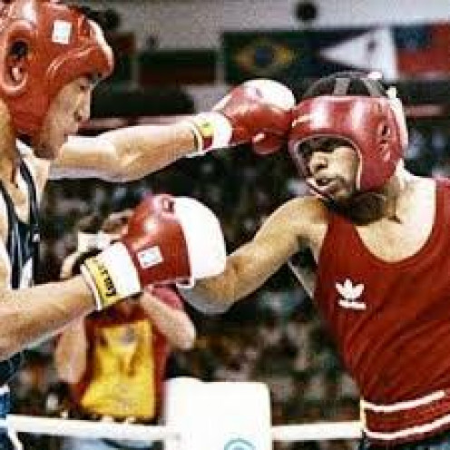 Roy Jones, Jr. had to settle for a Silver Medal at the Olympics in one of the worst decisions of all time.