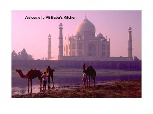 Ali Baba's kitchen
