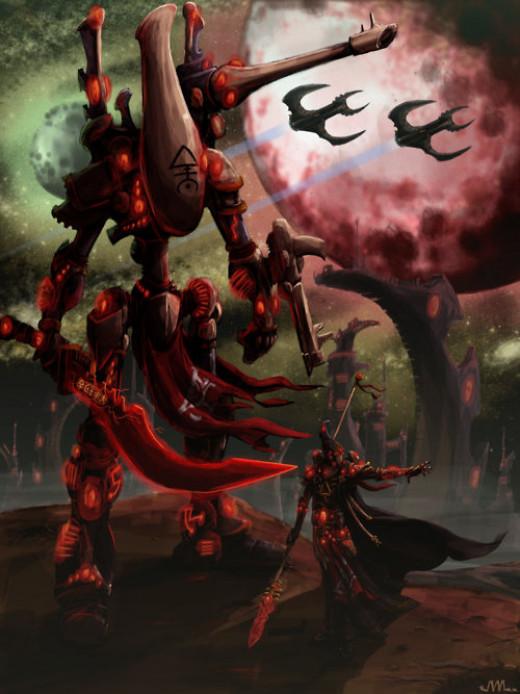 New Eldar Codex Review 6th Edition Wraithlord