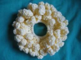 Flower Petal Srunchie