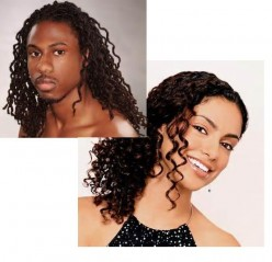 Have To Get Curly Dreadlocks- Dreadlocks Hairstyles