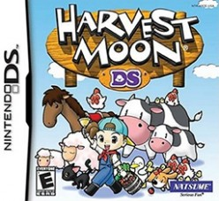 Getting Married In Harvest Moon DS