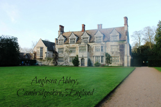 Exporing Anglesea Abbey