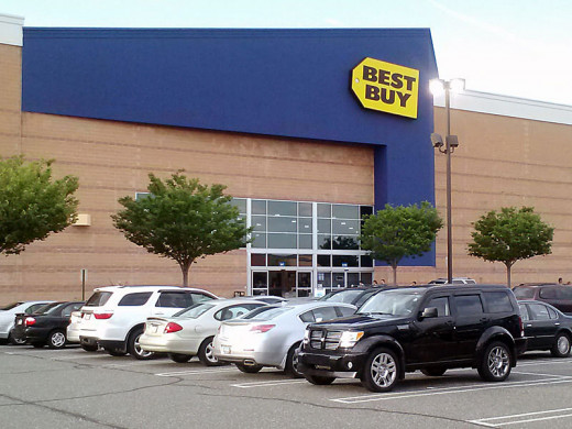 A picture of Best Buy in King of Prussia  by W1totalk ( William G Chandler Jr.)