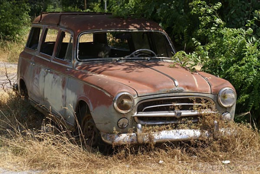 Get tax benefits of donating your junk car.