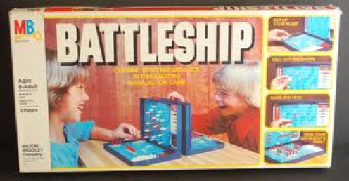 Battleship has always been a childhood favorite especially for boys. This game is so famous that is has had a movie based on it.