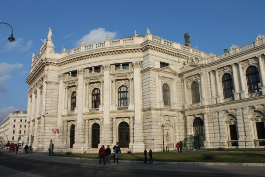 Vienna State Theatre