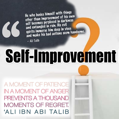 Self-Improvement Quotes