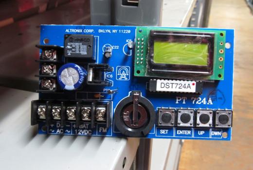Altronix PT724A Timer Module