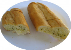Easily Make Your Own Garlic Bread