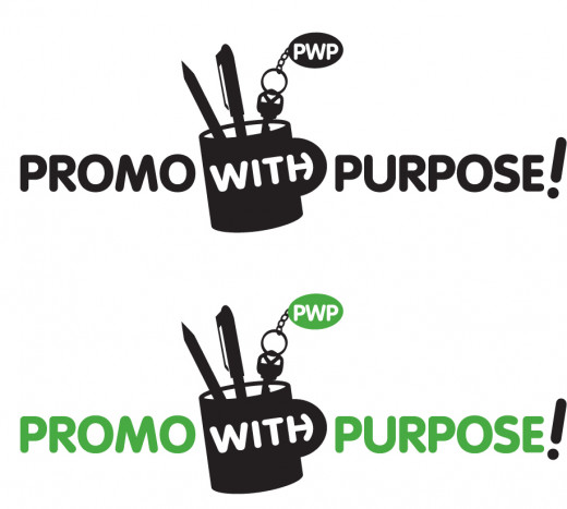 Concept 4 of PWP logo development. (Design by Sikich Marketing for Thorne Communications LLC.)