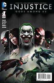 Injustice Gods Among Us # 1 like the video game version the comic remains very popular.