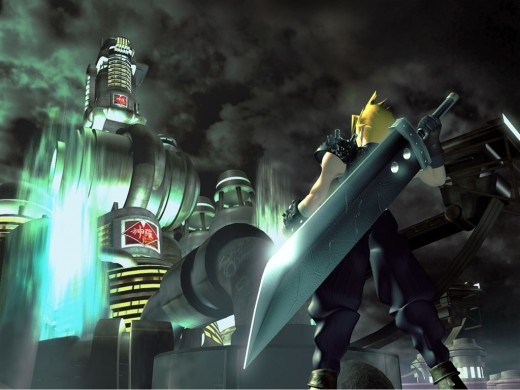 Cloud from Final Fantasy VII