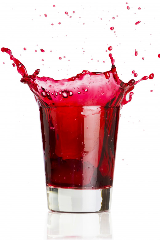 Cranberry Juice UTI Treatment