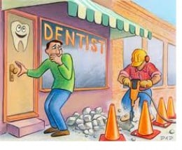 Getting over your fear of Dentists
