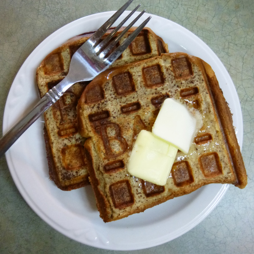 Use Your Waffle Iron To Make Healthy French Toast Waffles