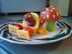 Make Lunch Fun With Hot Dog Caterpillars!