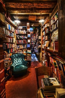 Save The Books...Unique Bookstores of the World