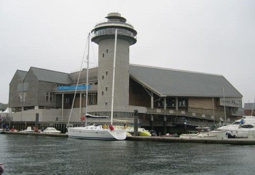 Things to Do in Falmouth, Cornwall: National Maritime Museum at Falmouth