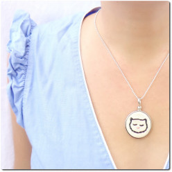 The Best Cat Pendant