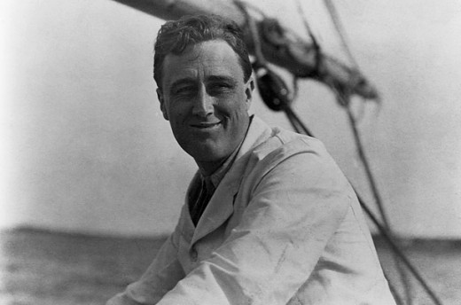 Famous & illustruous only children include: (1) Franklin Delano Roosevelt, President during the Depression & World War II years.